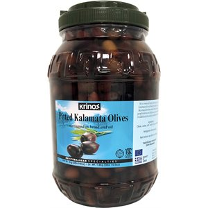 KRINOS Pitted Kalamata Olives 1.8kg