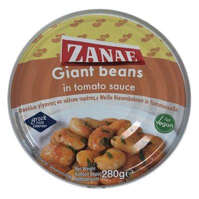 ZANAE Butter Beans in Sauce 280g