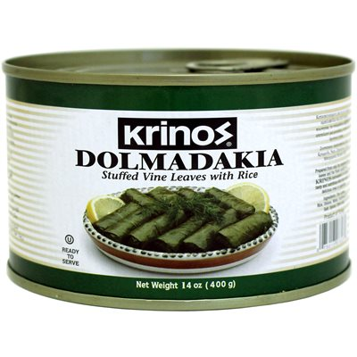 KRINOS Dolmadakia 14oz