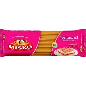 MISKO #2 Macaroni (Pastitso) 500g