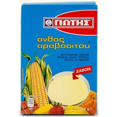 JOTIS Variety Custard Mix 260g