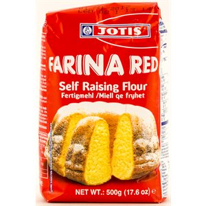 JOTIS Farina Red Self Raising Flour 500g