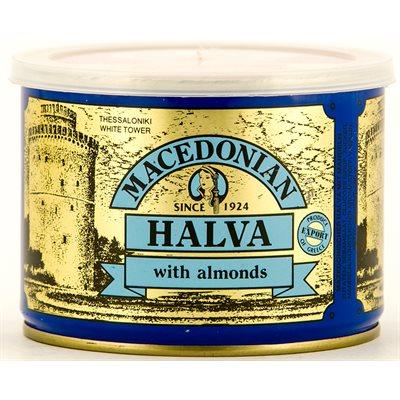 HAITOGLOU Macedonian Halva with Almonds 500g