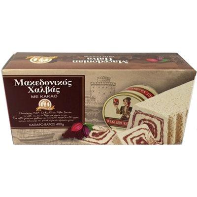 HAITOGLOU Macedonian Cocoa Halva 400g