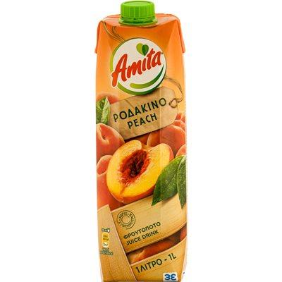 AMITA Peach Juice 1L