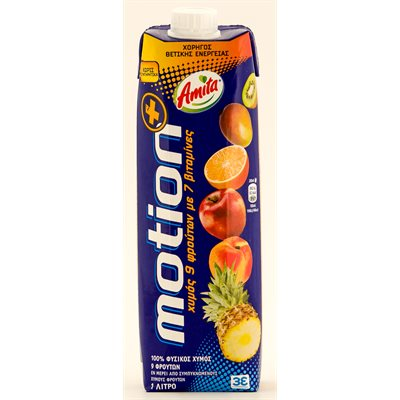 AMITA Motion Multivitamin Juice 1L