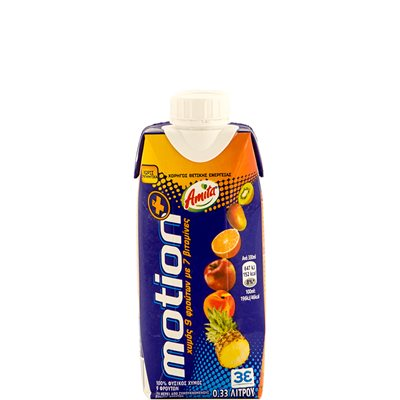 AMITA Motion Multivitamin Juice 330ml