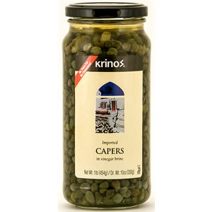 KRINOS Capers 1lb
