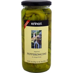 KRINOS Pepperoncini 13oz