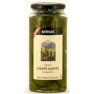 KRINOS Grape Leaves 1lb