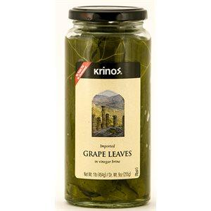 KRINOS Grape Leaves 1lb