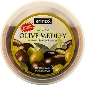 KRINOS Olive Medley 8oz
