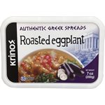 KRINOS Roasted Eggplant Spread 7oz