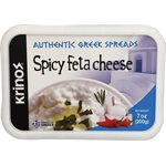 KRINOS Spicy Feta Cheese Spread 7oz