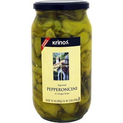 KRINOS Pepperoncini 1lb14oz