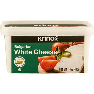KRINOS White Cheese 400g