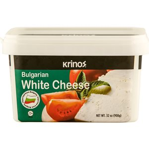KRINOS White Cheese 900g