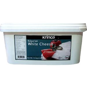 KRINOS Bulgarian White 4kg