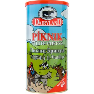 SUTDIYARI Piknik White Cheese 1kg