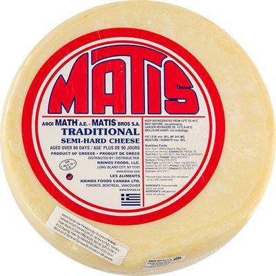 MATIS Kasseri Cheese 1kg