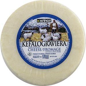 KRINOS Kefalograviera Cheese 1kg
