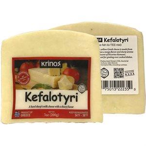 KRINOS Kefalotyri Cheese 200g