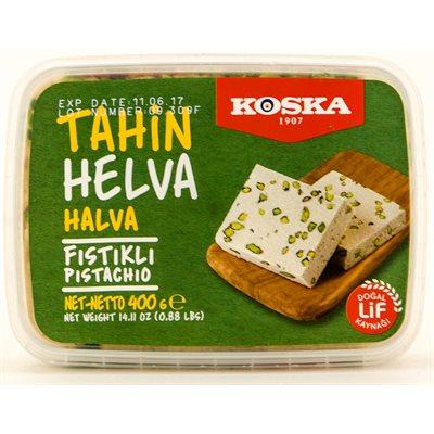 KOSKA Halva with Pistachio 400g