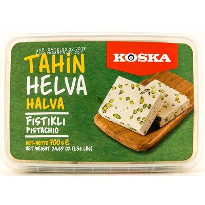 KOSKA Halva with Pistachio 700g