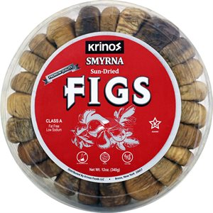 KRINOS Smyrna Sun-Dried Figs 400g