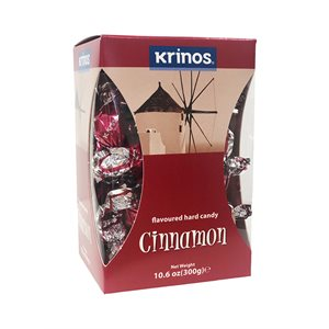 KRINOS Cinnamon Candy 300g