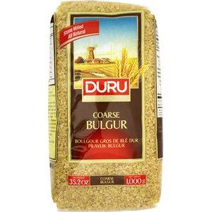 DURU #3 Coarse Bulgur (Pilavlik) 1kg