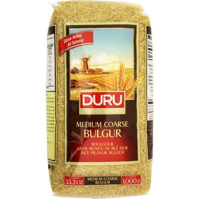 DURU #2 Medium Coarse Bulgur (Ince) 1kg