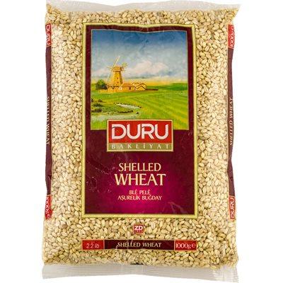 DURU Shelled Wheat (Asurelik Bugday) 1kg