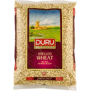 DURU Shelled Wheat (Asurelik Bugday) 1kg
