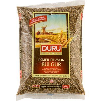 DURU Esmer Pilavlik (Dark Coarse) Bulgur 1kg