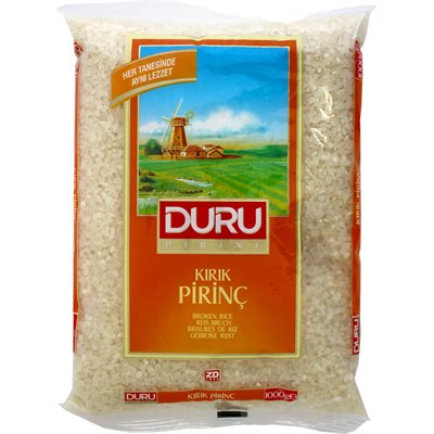 DURU Broken Rice 1kg bag