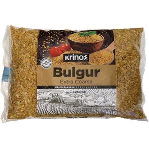 KRINOS Bulgur #4 (Extra Coarse) 1kg