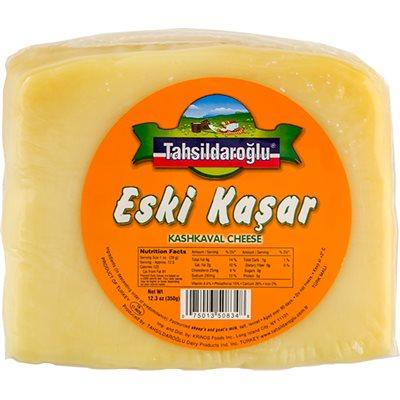 TAHSILDAROGLU Aged Kashkaval Cheese 350g