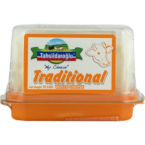 TAHSILDAROGLU Turkish Traditional White Cheese 350g