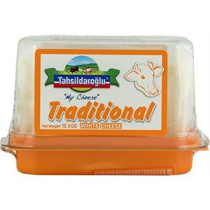 TAHSILDAROGLU Turkish Traditional White Cheese 350g