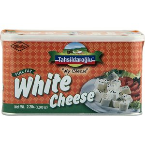 TAHSILDAROGLU White Cheese Full Fat 1000