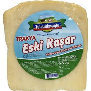 TAHSILDAROGLU Aged Sheep's Milk Kashkaval 12oz