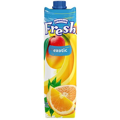 FRESH Premium Exotic Juice 1L