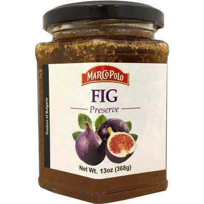 MARCO POLO Fig Preserves 13oz