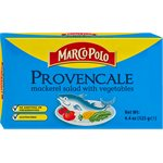 "MARCO POLO ""Provencale"" Mackerel Salad with Vegetables 4.4oz"