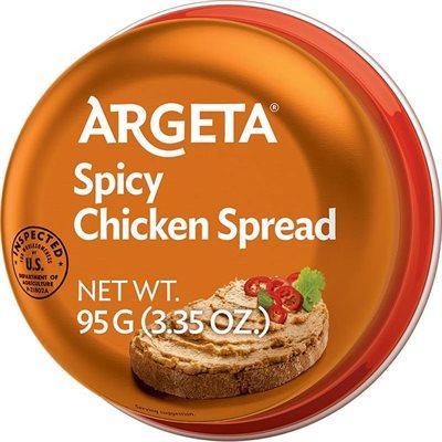 KOLINSKA Argeta Spicy Chicken Spread 95g