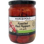 MARCO POLO Roasted Peppers with Garlic 19.3oz