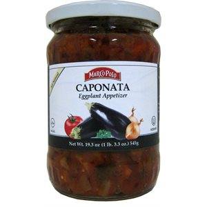 MARCO POLO Caponata Eggplant Appetizer 19.3oz