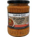 MARCO POLO Bruschetta (Red Pepper & Eggplant) 19.3oz