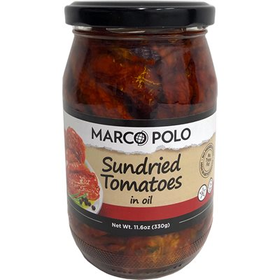 MARCO POLO Sundried Tomatoes in oil 11.6oz